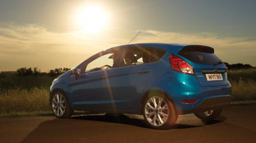 FORD NOUVELLE FIESTA ACTIVE 1,5 TDCi 85CV