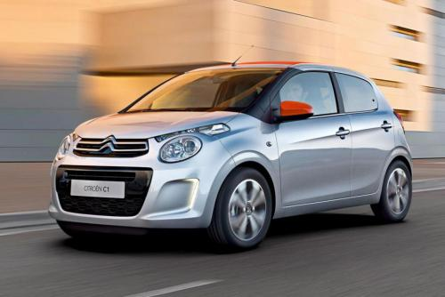 CITROEN NOUVELLE C1 AIRSCAPE FEEL EDITION  1.0L VTI 68CV ETG