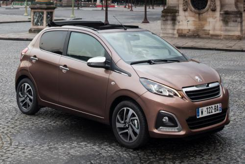 PEUGEOT 108 TOP ALLURE 1.0L VTI 68CV