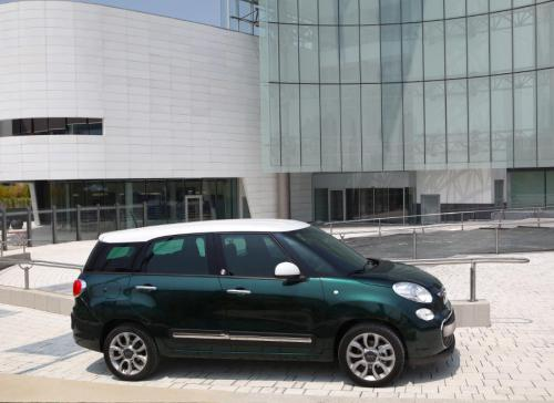 FIAT 500L LIVING POP STAR 1.4L 95CV