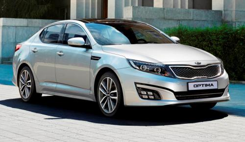 KIA OPTIMA BUSINESS LINE 1.6L CRDI 136CV 7DCT 4X4