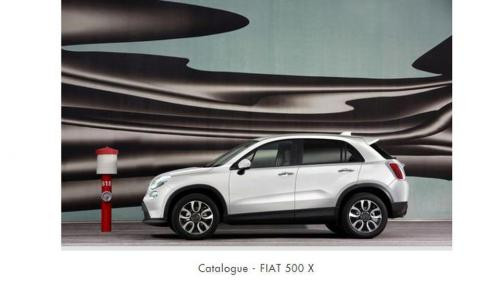 FIAT NEW 500 X CROSS 1.4L 140CV DDCT