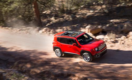 JEEP NOUVEAU RENEGADE LIMITED 1.0L T3 120CV
