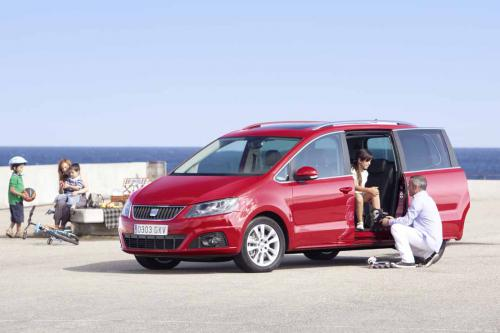 SEAT NOUVEAU ALHAMBRA Style Pack EXCLUSIVE 2.0L TDI 150CV 4WD