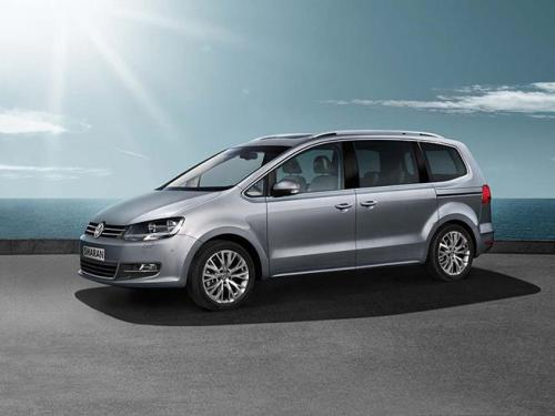 VOLKSWAGEN NEW SHARAN HIGHLINE 2.0L TDI 150CV