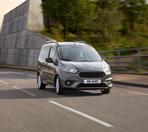 FORD TOURNEO COURIER SPORT 1.0L ECOBOOST 100CV