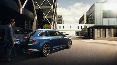 RENAULT TALISMAN ESTATE CORPORATE EDITION 1.7L DCI 120CV