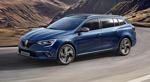 RENAULT  MEGANE ESTATE INTENS 1.5L DCI 110CV EDC ENERGY