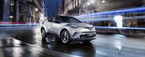 TOYOTA C-HR EXECUTIVE 1.2L T 116CV AWD