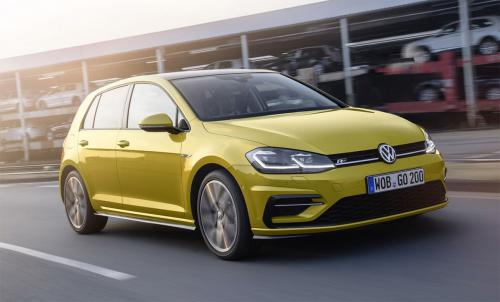 VOLKSWAGEN NEW GOLF 7 5 PORTES  HIGHLINE 1.5L TSI EVO 150CV DSG