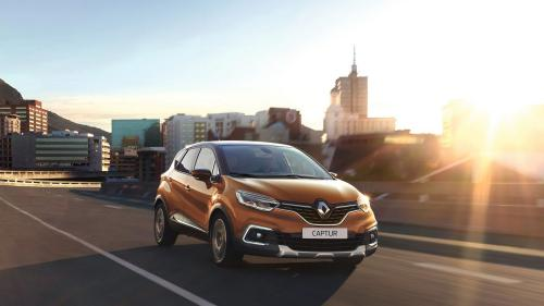 RENAULT CAPTUR RED -EDITION 1.5L DCI 90CV