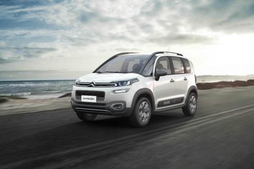CITROEN NOUVELLE C3 AIRCROSS SHINE 1.5L HDI 120CV EAT6