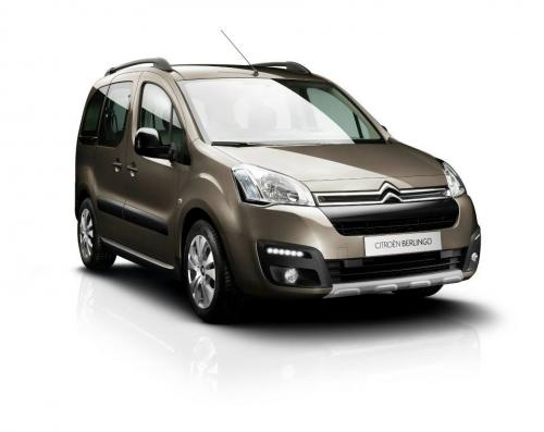CITROEN NOUVEAU BERLINGO SELECTION 1.6L HDI 120CV