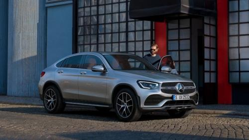 Mercedes NEW GLC COUPE 220D AMG 220D 4MATIC