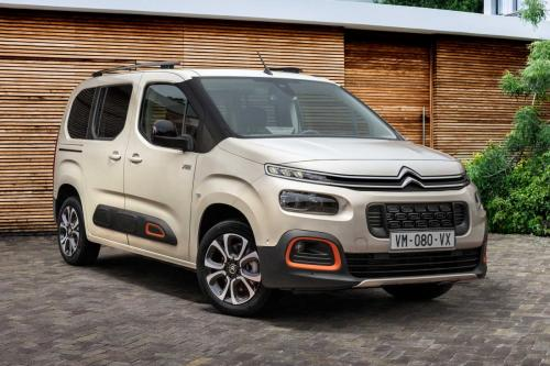 CITROEN NOUVEAU BERLINGO SHINE XL 1.5L DI 130CV EAT8