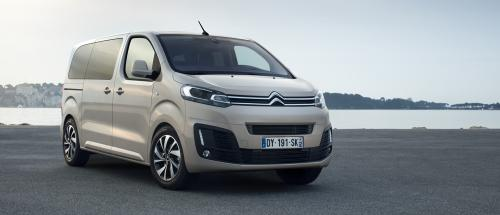 CITROEN SPACETOURER SHINE M 2.0L HDI 180CV EAT8