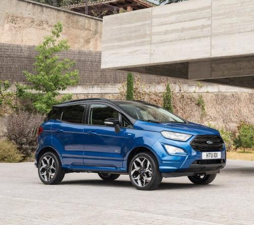 FORD ECOSPORT ST-LINE 1.5L  EcoBlue 125CV S&S 4X4
