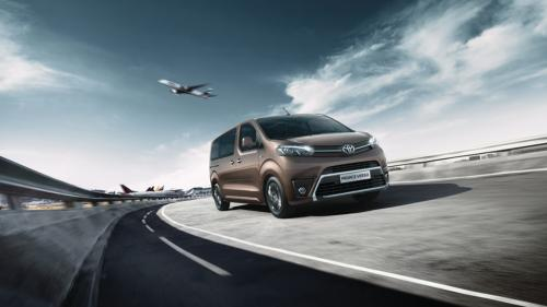Consulter nos modèles TOYOTA PROACE City Verso