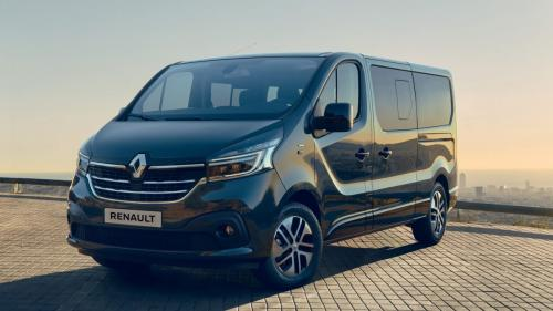 RENAULT TRAFIC SPACECLASS GRAND SPACECLASS 2.0L DCI 170CV EDC
