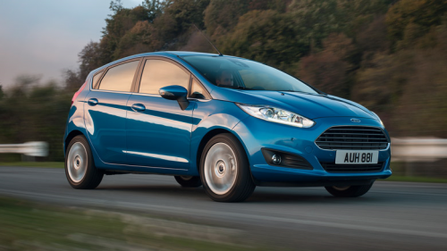 FORD NOUVELLE FIESTA EDITION 1.0L GTDI 100CV  Powershift