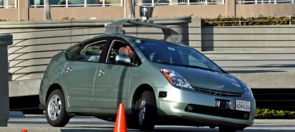 voiture sans conducteur