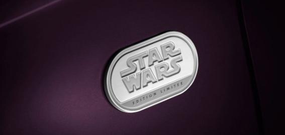 Renault Kadjar star wars