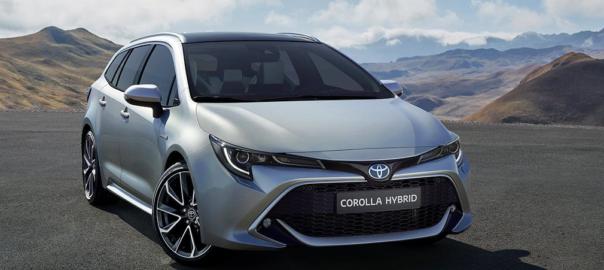 Toyota : l'appellation Auris devient Corolla dans le monde entier